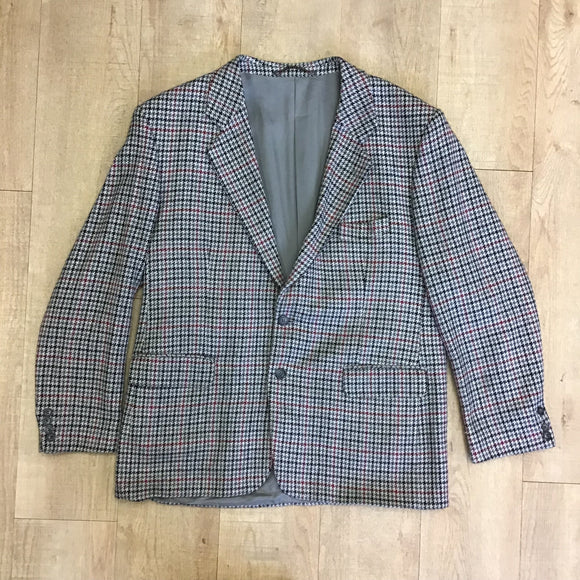 Peter James 100% Cashmere Jacket Size 44R