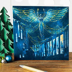Angel Regent Shelter Charity Christmas Cards