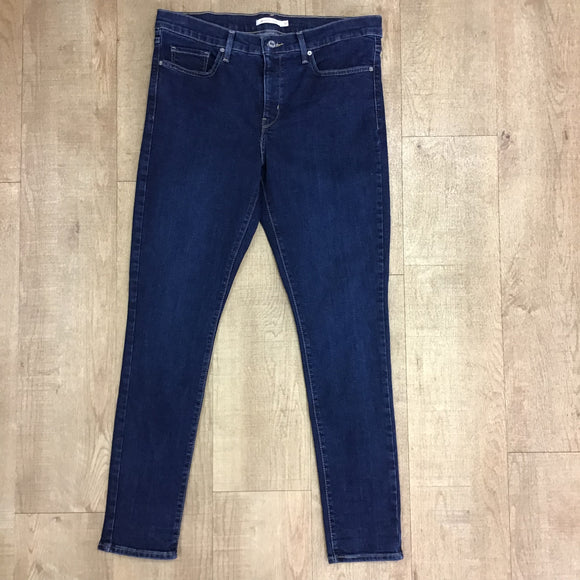 Levis Blue 311 Shaping Skinny Size 32