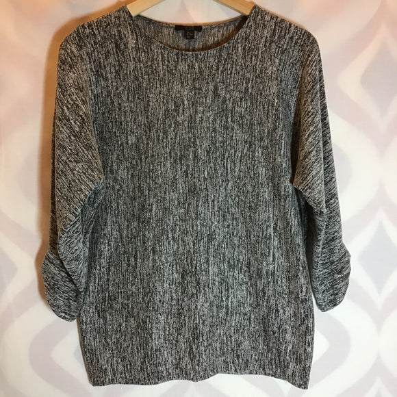 COS Grey Top Size XS