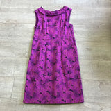 White Stuff Lotus Cotton Dress With Pockets Size 10