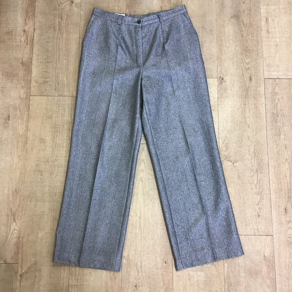 Basler Grey Trousers Size 14