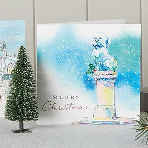 Greyfriars Bobby Shelter Charity Christmas Cards