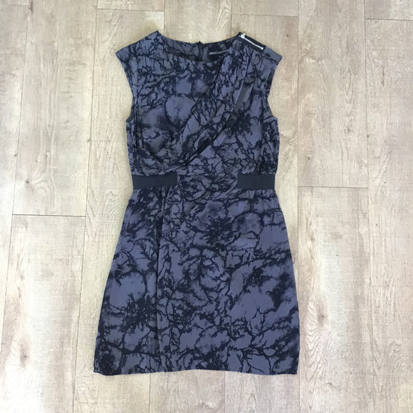 M&S Limited Edition Grey Dress Size 12