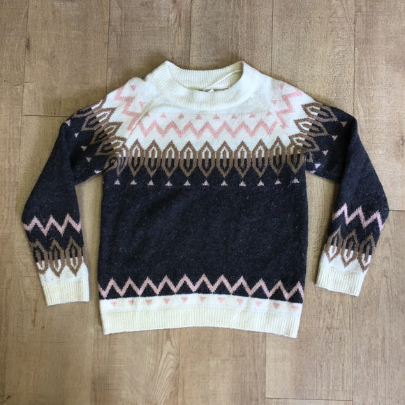 B. Young Cream Jumper Size XS