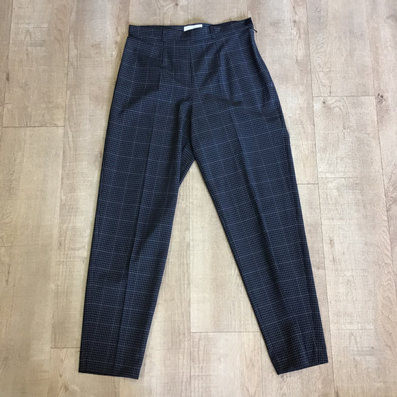 Hund Hund Check Cotton Trousers Size 12