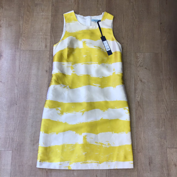 BNWT Dickins & Jones Lemon Dress Size  12