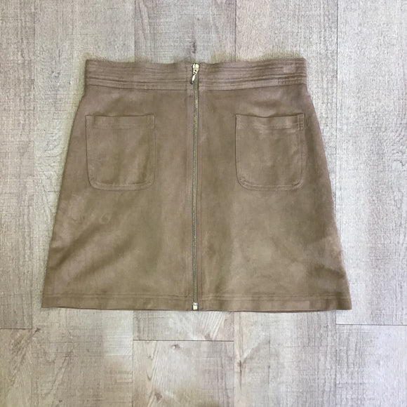 Limited Edition Camel Skirt Size 12