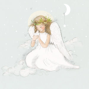 Angel of Peace Christmas cards, pack of 10