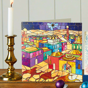Shadow of the Magi Shelter Charity Christmas Cards