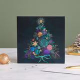 Opulent Tree charity Christmas cards, pack of 10