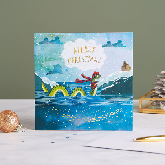 Loch Ness Shelter Charity Christmas Cards