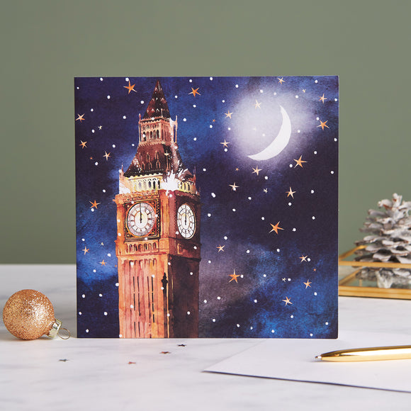 Big Ben Shelter Charity Christmas Cards