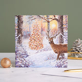 Winter Wood Shelter Charity Christmas Cards