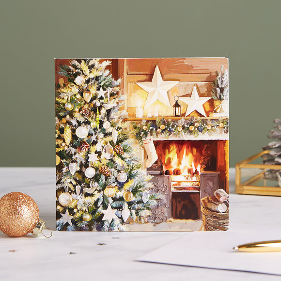 By the Fire Shelter Charity Christmas Cards