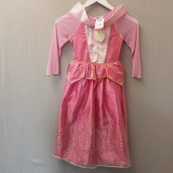 BNWT Pink Kids Dress Size 5 to 7 years