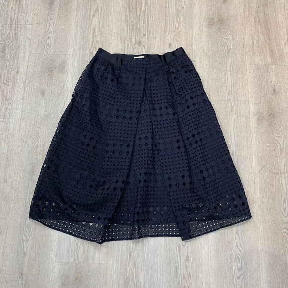 Whistles Broiderie Skirt (New) (14)