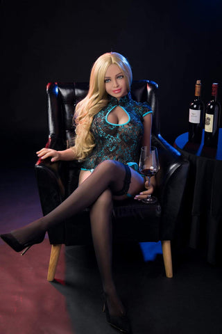 kelly sex doll Robot sexuel 2019 Modèle Sexdoll Blonde
