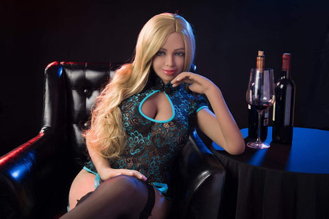 kelly sex doll Robot sexuel 2019 Modèle  Blonde