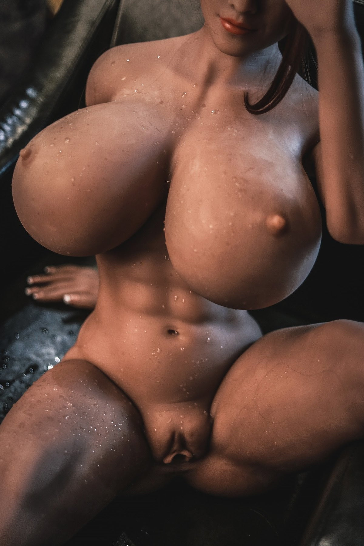 musclar doll fit sex
