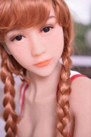 Love Doll France red Silicone Redhead Sexdoll