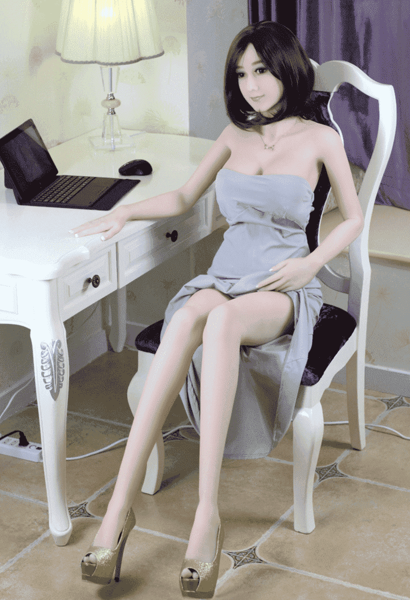 Robot IA Intelligence Artificielle silicone realiste intelligence sexdoll sex doll poupee sexe ultra
