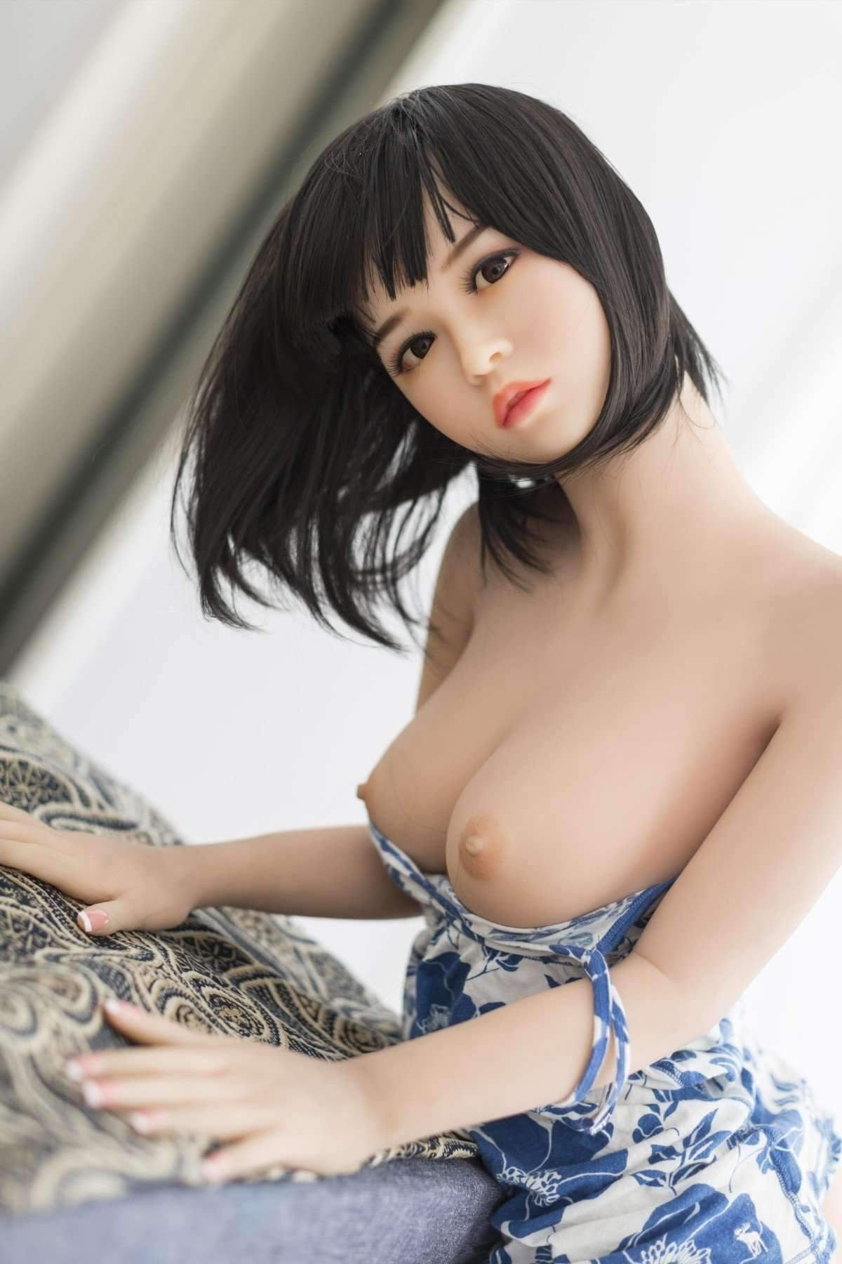 Wu young sex doll asian white