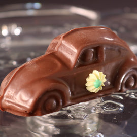 Chocolate VW Beatle