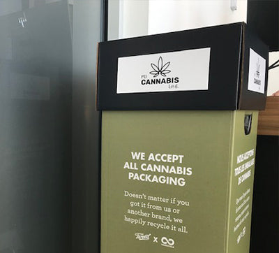 PEI Cannabis Offers New Recycling Program