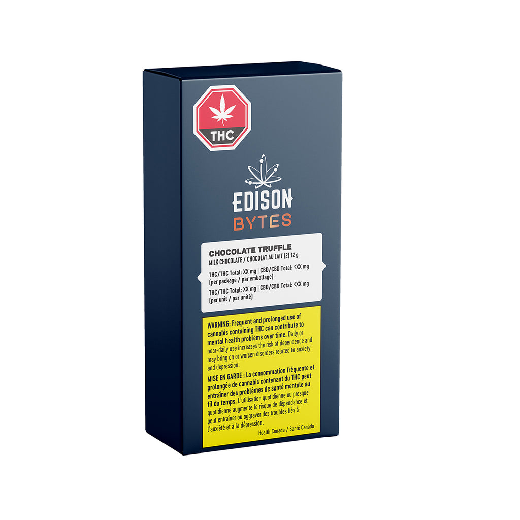 Edison Byte Truffles Milk (duo pack)