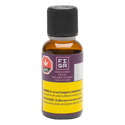 Go Easy Mixed Berry CBD Oil