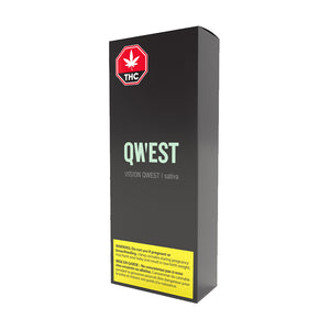 Vision Qwest Strawberry Cough