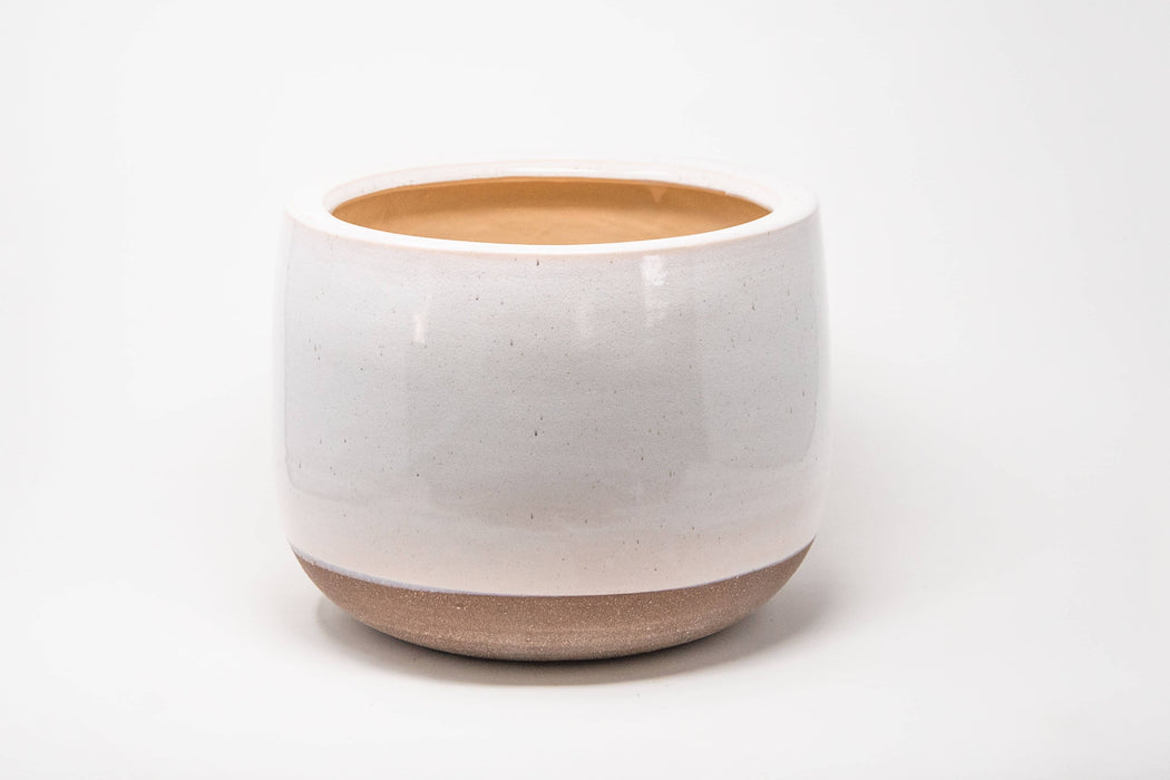 Terracotta planter pot
