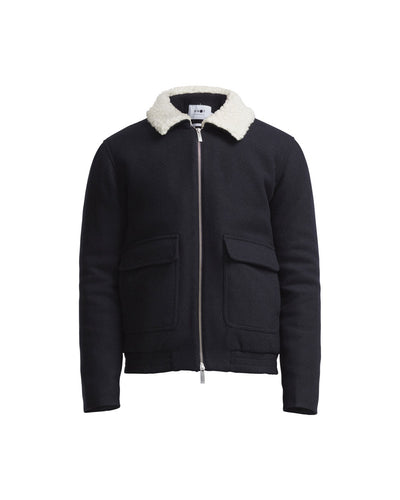 NN07 / Seton 8158 Jacket / Navy Blue