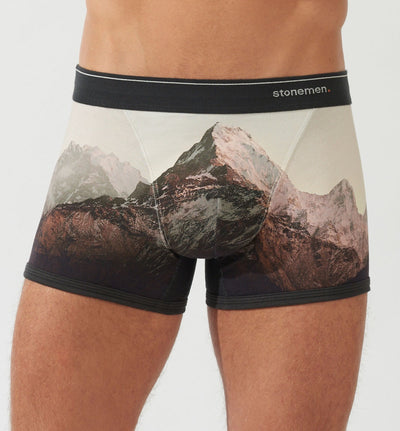 Stonemen Mountains Boxer Briefs Front Shot