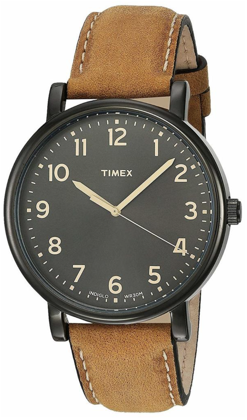 Timex Premium Originals Easy Reader Watch
