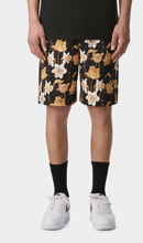 Load image into Gallery viewer, iLoveUgly Frankie Shorts Datura Front