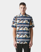 Load image into Gallery viewer, iLoveUgly Jonty Short Sleeve Shirt Expedition Front