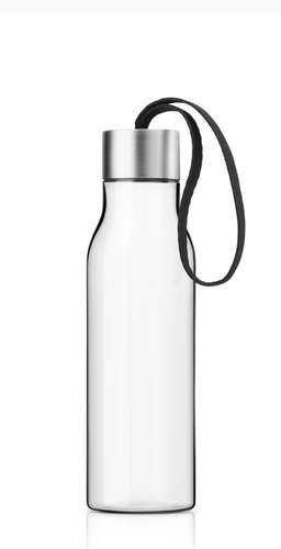 Eva Solo Drinking Bottle 0.5l with Black Strap
