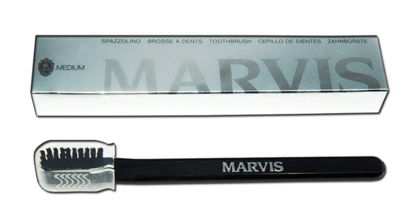 Marvis Black Toothbrush