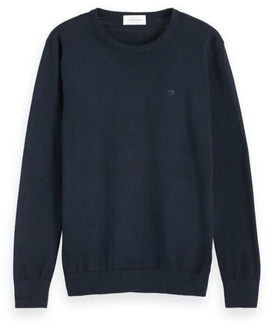 Scotch & Soda NOS Cotton Cashmere Crewneck Knit