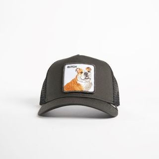 Goorin Bros - Butch Animal Trucker Cap in Black | Buster McGee Daylesford
