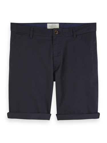 Scotch & Soda NOS Chino Shorts in Night 0058