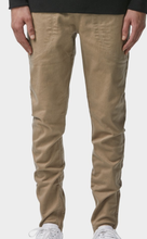 Load image into Gallery viewer, iLoveUgly Zespy Pant Mid Rise in Tan Front