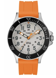 Timex Allied Coastline 43mm Silicone