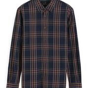 Scotch & Soda Rocker Check Shirt Regular Fit