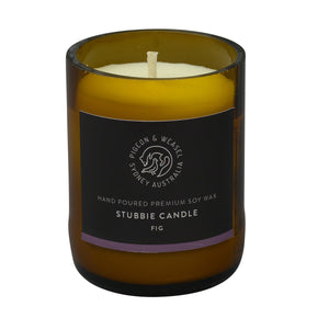 Fig Stubbie Candle