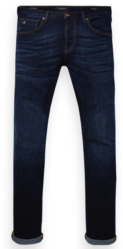 Scotch & Soda Ralston Beaten Back Jeans