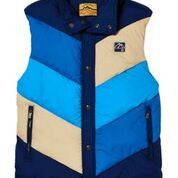 Load image into Gallery viewer, Retro Ski-Inspired Bodywarmer