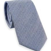 Load image into Gallery viewer, Scotch & Soda Classic Striped Tie in Light Blue